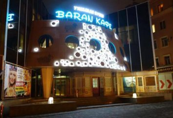 """Baran"" (caffè, Chelyabinsk): Indirizzo, menu, recensioni"