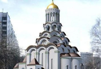 Chiesa in Strogino Nuovi Martiri e Confessori della Russia: descrizione, attività parrocchiale