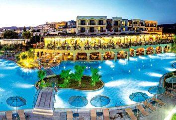 Hotel Lindos Imperial Resort SPA 5 * (Kiotari, Grecia) fotos y comentarios