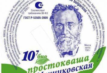 Wie nützlich Mechnikovskaya Joghurt? Wie es zu Hause zu kochen?