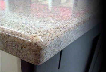 Encimeras de piedra artificial: opiniones de clientes, y características