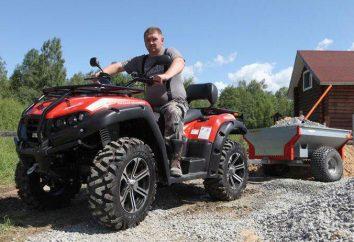 """ATV """"Lynx"""" – tanie i wygodne w użyciu pojazdy dla warunków terenowych"""