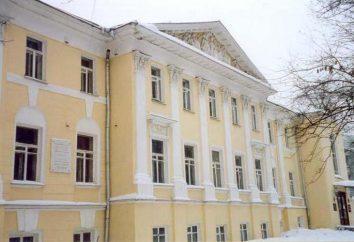 Literacki rosyjski instytuty