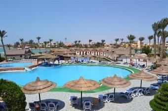 Panorama Bungalow Resort El Gouna 4 * (Egito): comentários, localização, descrição do hotel
