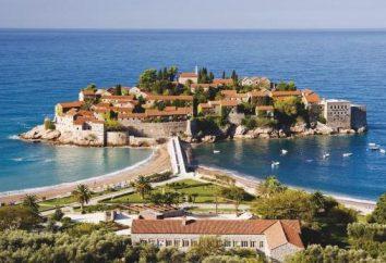 Montenegro en octubre, donde mejor para relajarse? El tiempo en Montenegro en octubre