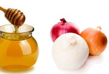 Miele con cipolla tosse: Ricette per bambini