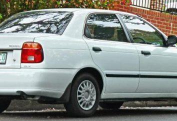 """Samochodów """"Suzuki Baleno"""": specyfikacje techniczne, części silników i przeglądy właścicieli"""