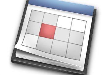 giorni di calendario rossi. Come ci riposiamo nel 2014