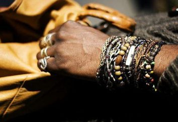 Armbänder für Männer in Stahl und Leder: kennzeichnet Auswahl