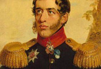 Príncipe Sergei Volkonsky (Decembrist): uma breve biografia