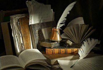 poeti tempo di Pushkin: un elenco di opere
