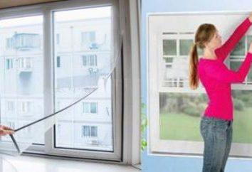 Verano. Es el momento de pensar en cómo solucionar el mosquitero de la ventana de plástico?