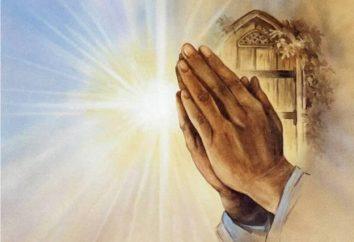 Preghiere: ciò che è e ciò che è