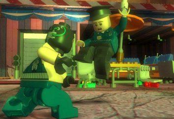 "Passage ""Lego Batman"" – Dicas"