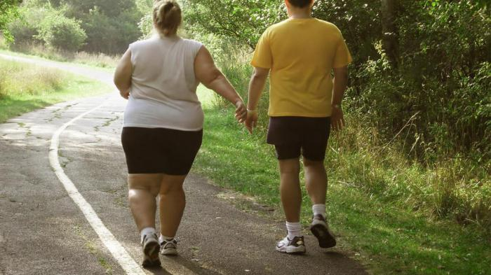 Fettleibigkeit länder