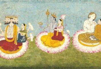Le dieu à multiples facettes dans différentes religions du monde