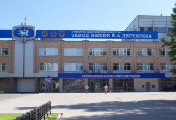 fabbrica di armi Degtyarev