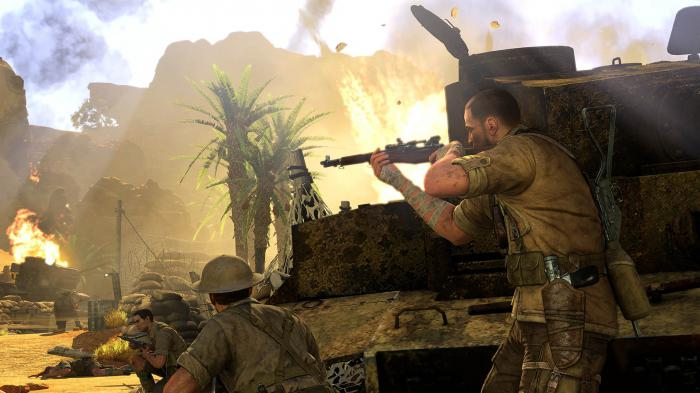 Sniper Elite 4 1 Sniper Elite 4 2 ...