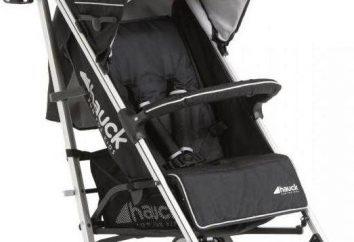 Wózki spacerowe Hauck: niezawodność, jakość i funkcjonalność