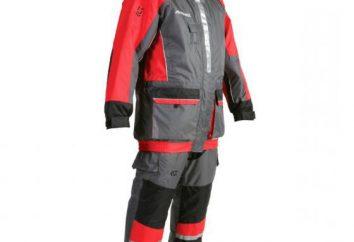 Float – un costume pour la pêche d'hiver
