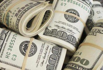 estados honestos sobre el dinero
