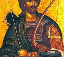 Nikita w religii prawosławnej Świętej