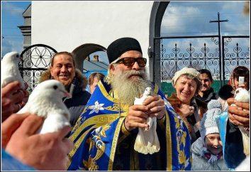 Padre Stachys: villaggio Filippovskiy, Chiesa di San Nicola
