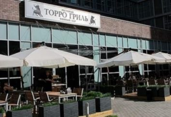 "Restaurant ""Torro Grill"" Paveletskaya, Moscou, menus commentaires"