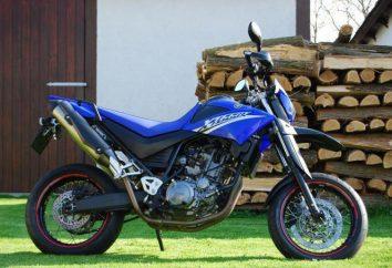 Moto Yamaha XT660X: spécifications et commentaires