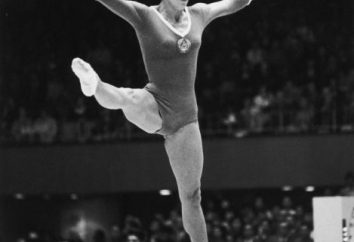 Znany rosyjski sportowcy, którzy gloryfikowane nasz kraj!