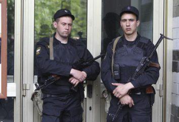 Kształt nowej próbki Policja: Wymagania