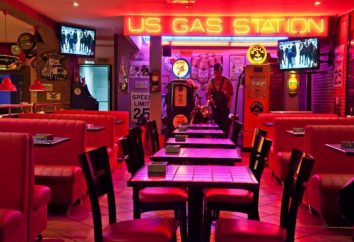 """""""Dello Zio Sam Cafe"""" (Mosca): menu, recensioni"""