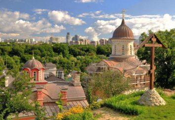 Monastero Zverinetsky, Kiev: indirizzo, foto e la storia