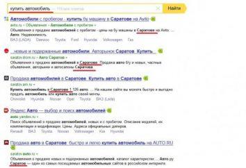 Zapytania Geozavisimye w wynikach wyszukiwania