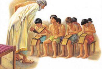 Que na Grécia antiga chamada professores? Deveres do professor na Grécia antiga