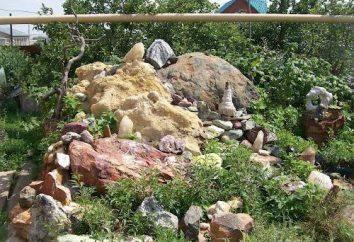 kamień muzeum Fierszampienuaz i jego eksponaty