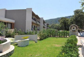 Hotel Santa Helena 3 * (Grecja, Rodos): recenzje, opisy, plaża, pokoje i recenzje