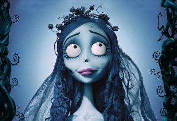"""Wie ein originelles Kostüm """"Corpse Bride"""" mit seinen eigenen Händen zu machen?"""