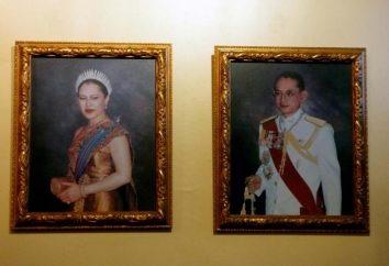 Król Rama IX z Tajlandii