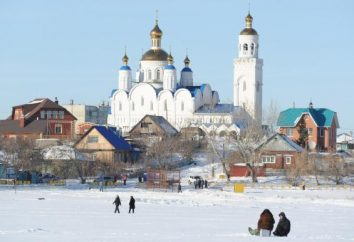 Holy Trinity Church (Chelyabinsk): história, fotos e comentários de turistas