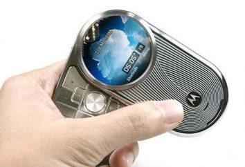 Teléfono Motorola Aura: características, ubicación, opiniones