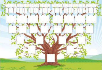 Drzewo rodziny z rąk: wybór informacji, prawidłowa budowa, pomysły dekoracji