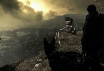 Call of Duty: Ghosts: passagem, parte 1. A passagem do jogo Call of Duty: Ghosts
