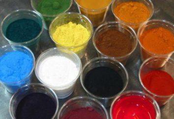 Barwniki do betonu i płytek