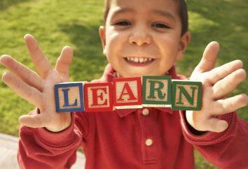 Comme cela devrait être formé enfants d'âge préscolaire à lire et à écrire?