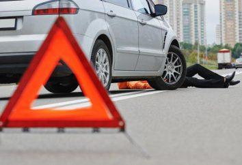 Najgorszy wypadek z udziałem pieszych