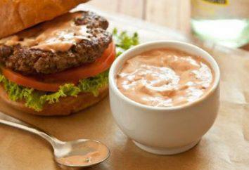 Sauce Recettes Burger