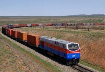 Gdzie jest najdłuższy pociąg na świecie