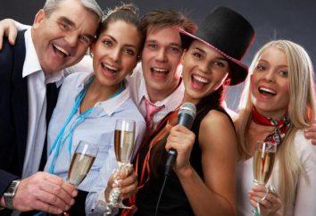 Toast a feste aziendali – con le loro parole molto sincere
