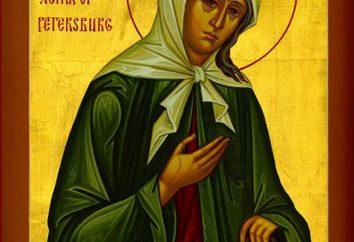 Xenia di Pietroburgo preghiere del matrimonio, il lavoro per il benessere del concepimento